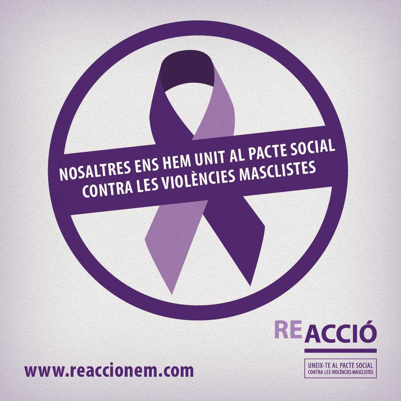 Pacte social violències masclistes