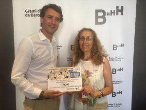 Fundació IReS amb Gremi d'Hotels de Barcelona