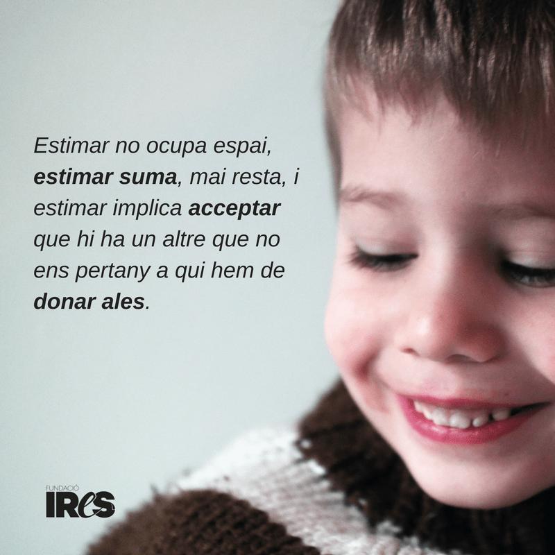Sobre estimar, per Fundació IReS