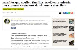 Social.cat Famílies que acullen famílies