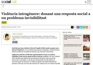 Social.cat: opinió Violència Intragènere