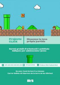 Copy of Projecte CLICK MARIO